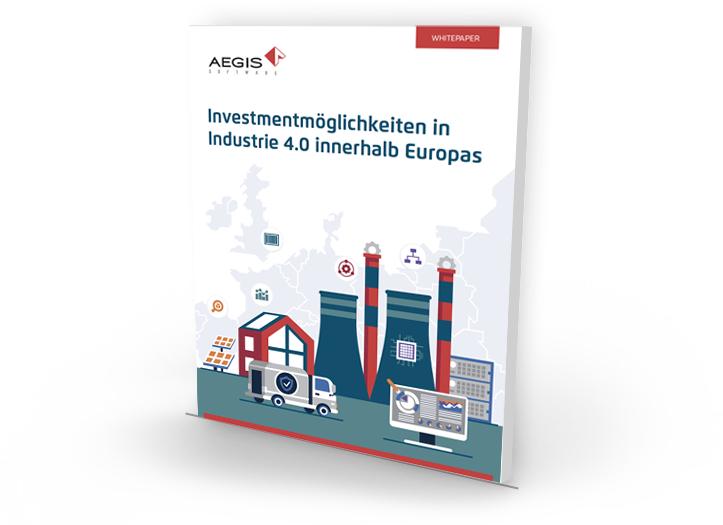 Investmentmöglichkeiten in Industrie 4.0